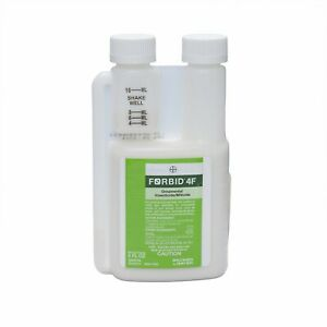 Avid & Forbid 4F Insecticide Miticide, decanted kills spider/broad mite/russet