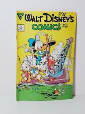 Walt Disney's Comics and Stories No. 512 1986