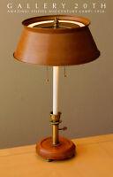 RARE! ORIGINAL MID CENTURY COLONIAL STIFFEL LAMP! WILLIAMSBURG DECOR VTG 1954