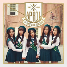 APRIL - [BOING BOING] 1st Single Album CD+Photo Booklet+Photo Card Sealed K-POP