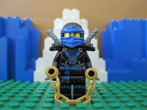 Lego Ninjago  Figur  Tiefengestein JAY   Geisterjäger   TOP Zustand