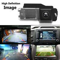 Kit CCD Caméra de Recul Vision Arrière Sans Fil pour VW Golf VI Polo V Passat CC