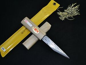 Japanese knives *Mint* Okeya Yokote Kogatana 120mm for Professional Japan 1952