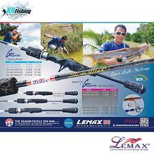 LEMAX_XZOGA_''SLIMMAX MICRO GAME''_SM-MG66MLS2_SPINNING_FISHING_ROD _4-12GR