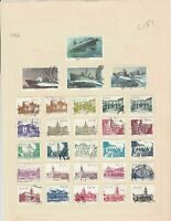 south african 1982 stamps page ref 17907