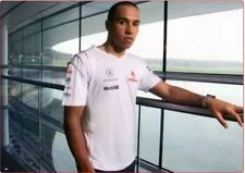 Rare Hugo Boss Lewis Hamilton Mclaren Mercedes F1 team issue car t-shirt XXXL