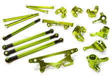 C26393GREEN Integy Billet Suspension Kit for HPI 1/10 Scale Crawler King