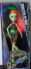 Muñeca Monster High electrificada Venus Mcflytrap totalmente nuevo en caja Rare