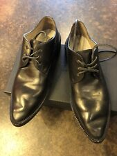Marsell Cuneone black leather shoes 37