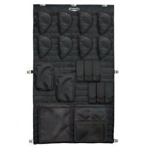 Stealth Molle Gun Safe Door Organizer Pistol Kit Customizable Storage Large