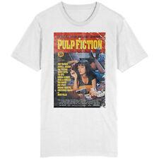 Pulp Fiction Poster T Shirt Quentin Tarantino Big Kahuna Burger