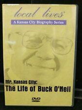 Used Mr. Kansas City: Life Of Buck O'neil DVD Full Screen Lot M28-T