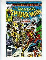 Amazing Spider-Man 183 VG+ (4.5) Rocket Racer & the Big Wheel!