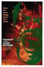 Cannibal Apocalypse Poster 02 A4 10x8 Photo Print