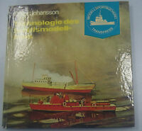 Dieter Johansson ~Technologie des Schiffsmodellbaus 1976 ~transpress