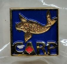 Carp Fish Pin Canada Ontario Village Fishing