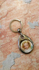 Personalised Metal Keyring - Add your photo / image - Double Sided - Circle
