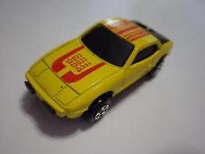 Larami (Hong Kong) Yellow Porsche 924 Diecast Pencil Sharpener 1:60