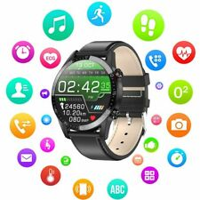 Smart Watch ECG Heart Rate Fitness Tracker Sports Smartwatch for Android iOS