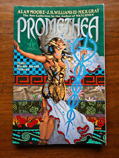 Alan Moore J.H. Williams III Promethea Book 1 2001 US Comic