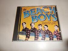CD THE BEACH BOYS-Surfer Girl