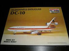 1/200 McDonald-Douglas DC-10 CONTENENTAL Passenger Jet by Minicraft/Hasegawa