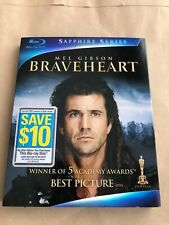 Braveheart Blu-ray (USA / Sapphire Series / Slipcover / Region A / 2 Discs)