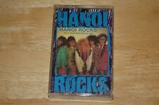 Hanoi Rocks - Self Destruction Blues (cassette)