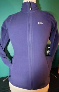 Ladies Helly Hansen Daybreaker Full Zip Fleece Size S