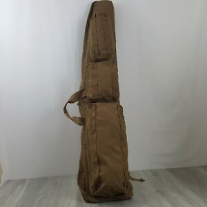 SNIPER DRAG BAG BY TACTICAL TAILOR in Coyote Brown Retail $380