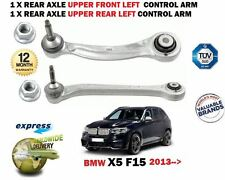 FOR BMW X5 F15 2013-> REAR AXLE LEFT UPPER FRONT + REAR SUSPENSION CONTROL ARMS
