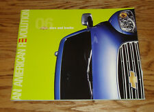 Original 2006 Chevrolet Car & Truck Full Line Sales Brochure 06 Corvette SSR