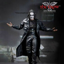 "THE CROW - il Corvo - Eric Draven 1/6 Action Figure 12"" Hot Toys"