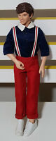 1D ONE DIRECTION SINGING LOUIS DOLL FIGURINE! KIDS TOY ABOUT 29CM TALL!