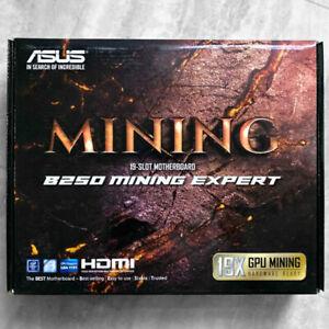 ASUS B250 LGA 1151/Socket H4 , Intel Motherboard with cpu