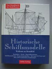 Historische Schiffsmodelle 1998 Handbuch Modellbauer