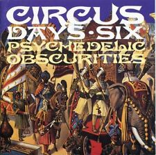 Various Artists/Circus Days six-Psychedelic Obscurities