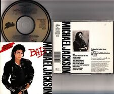 MICHAEL JACKSON - BAD CD 1987 Album (JAPAN DIDP-10645 21A3 +++++) Dirty Diana
