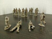 Fishel 2002 Plastic Modern Toy Soldiers Lot