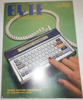 Byte Magazine Human Factors Engineering April 1982 111214R1