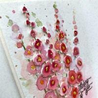 Flower Metal Cutting Dies Scrapbooking Embossing Paper Cards Album D3W1