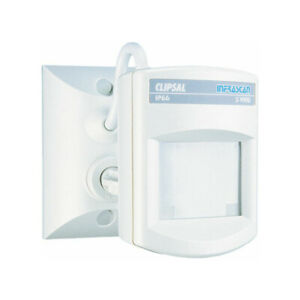 Clipsal Infrascan Outdoor Motion Sensor IP66 10A 3 Wire | 750WPR