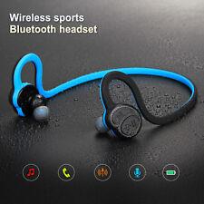 AGPtek Wireless Bluetooth Waterproof Headset Stereo Sports Earpiece Headphone