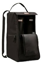 SALE Hunter Tall Wellies Wellington Boots Black Boot Bag With Extra Pockets