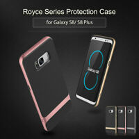 For Samsung Galaxy S8 / Galaxy S8 Plus Phone Case Shockproof Slim Bumper Cover