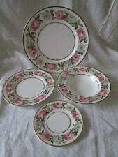 Royal Worcester ROYAL GARDEN 4pc Place Setting