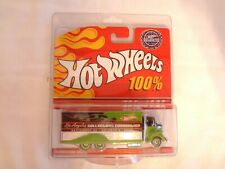 Hot Wheels Los Angeles Collectors Convention Exclusive '38 Ford COE Truck 100%