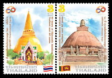 4 x 60 Years Diplomatic Relations between Thailand and Sri Lanka 2.11.2015