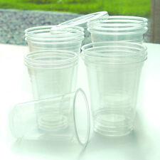 AZ boutique  Gobelet cristal jetable | Gobelet transparent plastique rigide 50cl