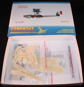 B63 - MACCHI M-5 Flyinboat Fighter-Choroszy Modelbud-1/72